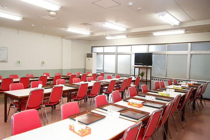 大山ホーム食堂